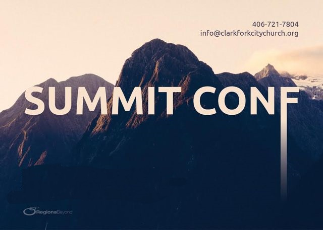 SUMMIT CONFERENCE 2016
