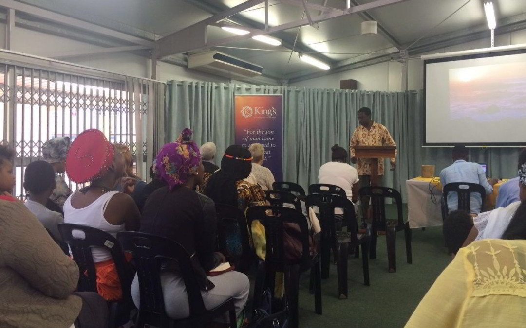 Kings Community Church, Pietermaritzburg welcomed into RB family