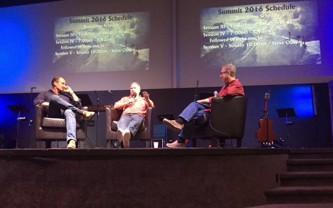 Summit 2016, Missoula, USA