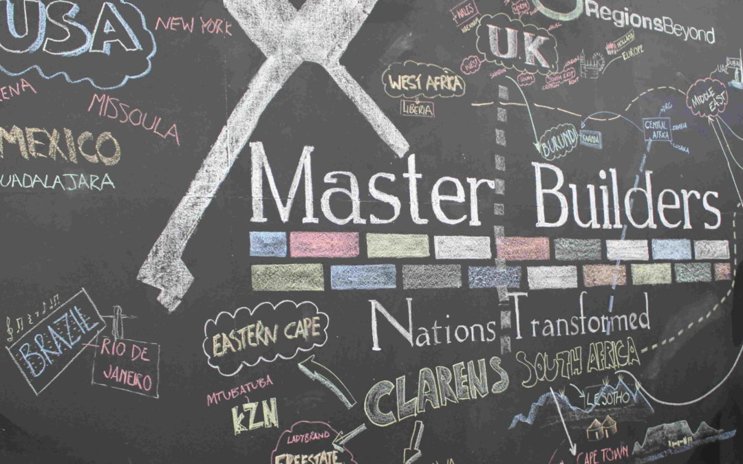 THE MASTER BUILDERS CONFERENCE 2017 – SOUTH AFRICA